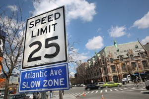 New York City Speed Limit Drop To 25 MPH On Nov. 7